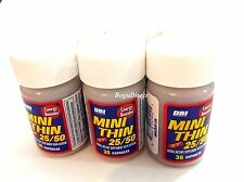 5 x 30 ct, BOTTLES MINI THIN 25/50 EF ENERGY BOOSTER ( 150 ) PILLS