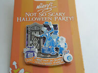 2015 Mickeys Not So Scary Halloween Party Haunted Mansion Hitchhiking Ghosts Pin