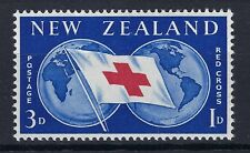 New Zealand 1959 SG#775 Red Cross MNH SEE SCAN.