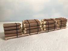HO - Pulpwood Load for Walthers 63 Ft Pulpwood Flat Cars