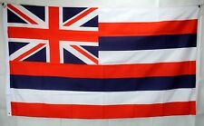 Big 1.5 Metre State Of Hawaii Large New Flag 3x5ft Hawaiian Mokuʻāina o Hawaiʻi