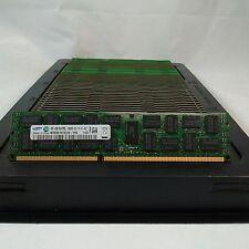 SAMSUNG M393B1K70DH0-YH9 64GB 8x8GB 2Rx4 DDR3 PC3L-10600R 1333MHz REG MEMORY RAM