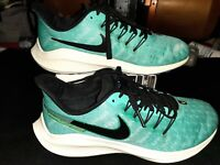 Womens Nike Air Zoom Vomero 14 Running Shoes Hyper Jade black size 8 AH7858 301