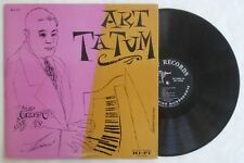 One Of A Kind No Other Examples Found Art Tatum Jazz Record David Stone Martin !