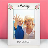 PERSONALISED Photo Frame Gifts for Mummy Nanny Mam Mom Birthday Gifts for Her