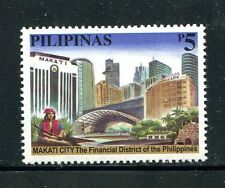 Philippines 2745, MNH.City of Makati - Financial District of the Philippines