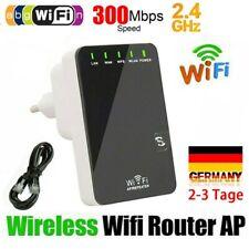 WLAN Repeater 300 Mbit/s WLAN Signal Verstärker Access Point WiFi Booster Router
