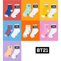 BTS BT21 Official Authentic Goods Women Socks  7 characters _with tracking num