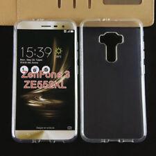 Asus Zenfone 3 ZE552KL Clear Shockproof Bumper Ultra Thin Soft TPU Case
