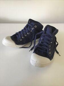 Bensimon Womens Tennis Shoes/ Hightop Sneakers Size 39