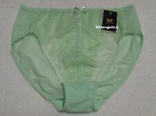 Wacoal Retro Chic Nylon Brief Panties #841186 M/6 NWT