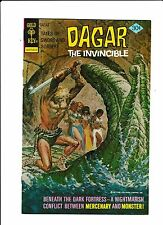 "Dagar The Invincible No.17  : 1976 :   : ""Mercenary & Monster!"" :"