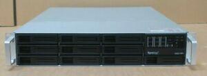Synology RackStation RS2211RP+ 2U NAS Server 10-Bay 10x Caddies (Diskless)
