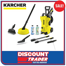 Karcher K 3 Premium Full Control Car Home Deck High Pressure Washer 1.602-660.0