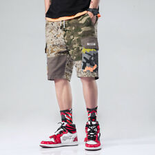 Muticamo Camo Cargo Pants Shorts bape off white jordan 1 diesel
