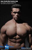 Super-Flexible Male TBLeague Phicen M34 Body 1/6 Super Strong Man Musclé Figure