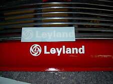 Leyland Aufkleber Sticker (Austin, Morris, Mini, MG, Triumph, Cooper, Racing)