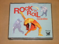 COFFRET 5 CD / ROCK'N'ROLL SANS FRONTIERES / READER'S DIGEST / TRES BON ETAT