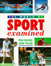 , The World of Sport Examined, Very Good Book