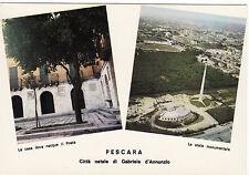 #PESCARA: LA CASA DEL POETA E LA STELE MONUMENTALE