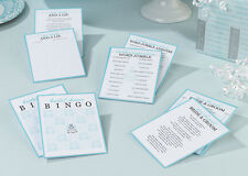 Bridal Shower Game Cards Wedding Bridal Shower Games - Includes 4 Games!