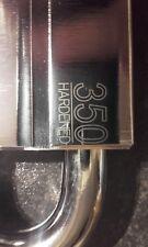 Abloy 350 hardened padlock with 2 keys