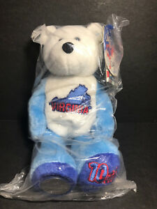 NEW Limited Treasures VIRGINIA State Quarter Coin Bear w/Tags RETIRED 2001 L@@K