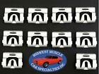 68-92 GM Chevy Buick Pontiac Windshield Window Molding Trim Clips 10pcs YY