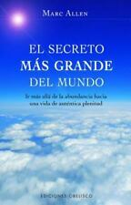 Secreto mas grande del mundo, El (Spanish Edition), Marc  Ellen, Acceptable Book