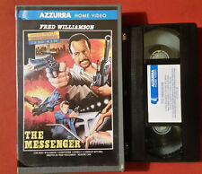 The Messenger (1987) - Fred Williamson - VHS 1° Ed. Azzurra Video INTROVABILE