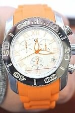 W594- Swiss Legend  Men's Chronograph 45 mm Stainless Steel watch