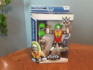 WWE Elite Flashback Collection Series #34 (Doink The Clown) Action Figure