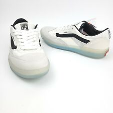 Vans Ave Pro Blanc De Blanc (White)/Black Size 7.5 Mens NEW VN0A4BT7UY6