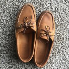Men's Sperry Top-Sider Gold Cup 2-Eye Boat Shoes Size 11