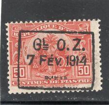 Haiti Scott # 192  - MNH -  F-VF - Type 1 ovpt.
