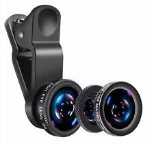 FocusX Fisheye, Macro and Wide Angle Universal Lens Kit - NEW - UK STOCK!