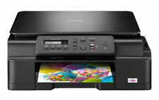 BROTHER DCP-J105 COLOUR INKJET MULTIFUNCTION PRINTER PRINT SCAN COPIER WIRELESS