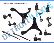 Brand New 12pc Complete Front & Rear Suspension Kit for Honda Civic