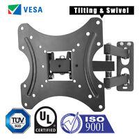 Tilt Swivel TV Wall Mount Bracket 23 24 26 28 30 34 37 40 42 Inch LCD PLASMA LED