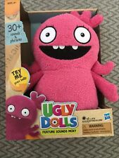 BRAND NEW UGLY DOLLS - FEATURE SOUNDS MOXY