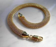 Ladies Stamped 9ct Gold gf Bracelet,THIS IS STUNNING, ALMOST SOLD OUT 45