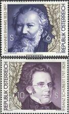 Autriche 2218-2219 (édition complète) neuf 1997 z