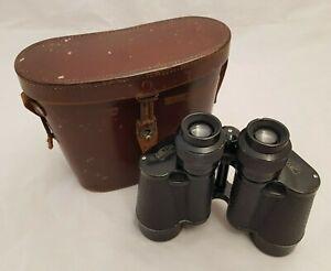 Carl Zeiss Jena Delactem 8x40 Binoculars with Case