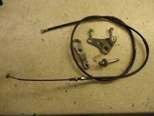 79-83 HONDA CM400 CM 400 REAR PARKING BRAKE cable OEM CM450 HONDAMATIC