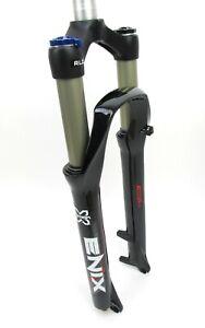 "X-Fusion Enix RL2 Fork Black  26"" 100mm 1 1/8in 9mm QR Disc"