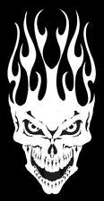 high detail airbrush stencil skull 96 FREE UK POSTAGE