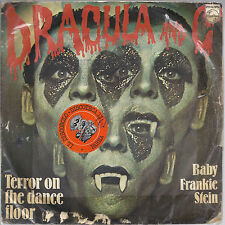 TERROR ON THE DANCE FLOOR - BABY FRANKIE STEIN # DRACULA AND C°