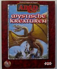 TOP ZUSTAND: Advanced Dungeons & Dragons AD&D MYTHEN & LEGENDEN! 2. EDITION!