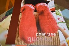 Birnbaum Knitting Pattern Quokka Boot oder Bett Socken