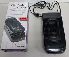 RadioShack VHS Video Cassette Rewinder